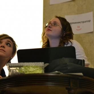 Рябкова Аня и Оля
