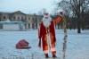 Дед Мороз везёт подарки