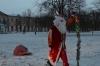 Долгий луть прошёл Дед Мороз